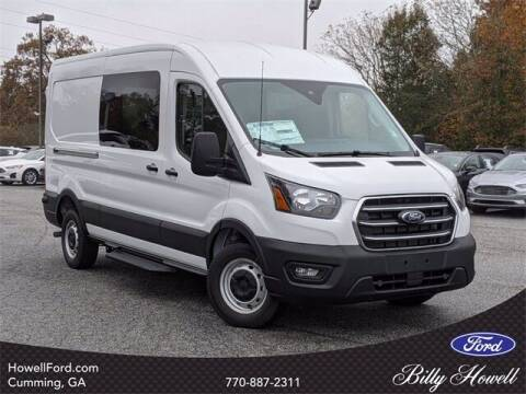 2020 Ford Transit Crew for sale at BILLY HOWELL FORD LINCOLN in Cumming GA