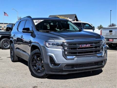 2020 GMC Acadia for sale at Rocky Mountain Commercial Trucks in Casper WY