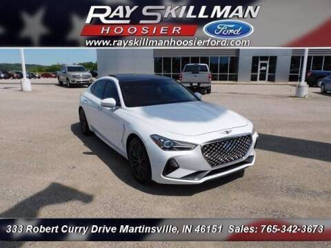 2019 Genesis G70 for sale at Ray Skillman Hoosier Ford in Martinsville IN