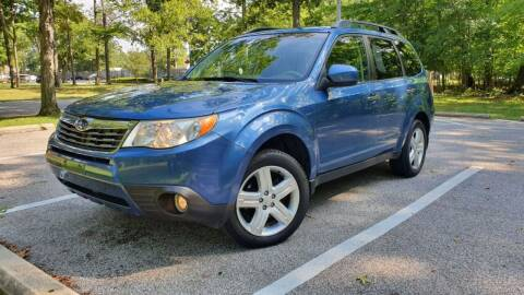 2010 Subaru Forester for sale at JT AUTO in Parma OH