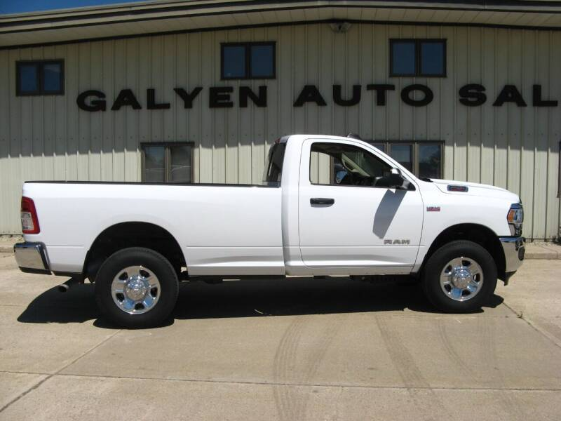 2019 RAM Ram Pickup 2500 for sale at Galyen Auto Sales Inc. in Atkinson NE