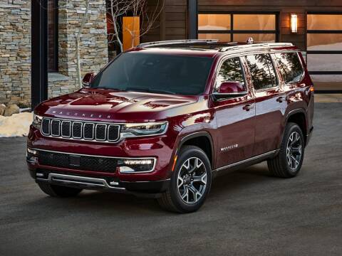 2022 Wagoneer Wagoneer for sale at PHIL SMITH AUTOMOTIVE GROUP - Joey Accardi Chrysler Dodge Jeep Ram in Pompano Beach FL