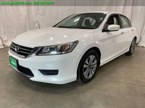 2015 Honda Accord for sale at Green Light Auto Sales LLC in Bethany CT