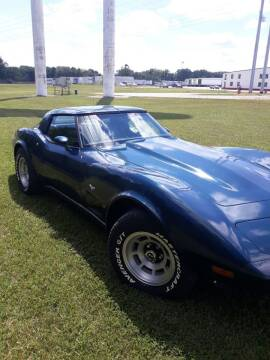 1979 Chevrolet Corvette for sale at Heartland Classic Cars in Effingham IL