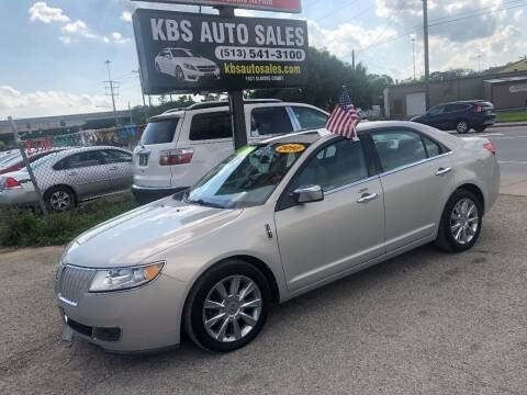 2010 Lincoln MKZ for sale at KBS Auto Sales in Cincinnati OH