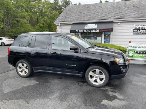 2012 Jeep Compass for sale at Clear Auto Sales in Dartmouth MA