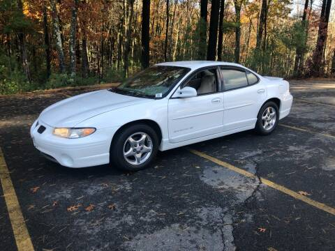 2000 Pontiac Grand Prix for sale at Billycars in Wilmington MA
