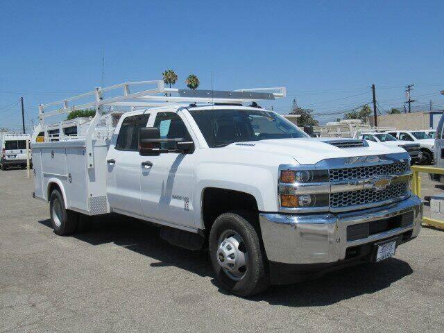 2019 Chevrolet Silverado 3500HD for sale at Atlantis Auto Sales in La Puente CA