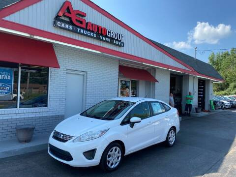 2012 Ford Fiesta for sale at AG AUTOGROUP in Vineland NJ