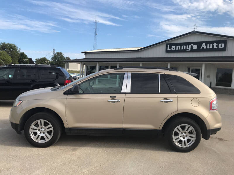 2007 Ford Edge for sale at Lanny's Auto in Winterset IA