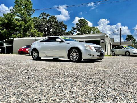 2011 Cadillac CTS for sale at Barrett Auto Sales in North Augusta SC