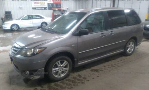 2005 Mazda MPV for sale at Tower Motors in Brainerd MN