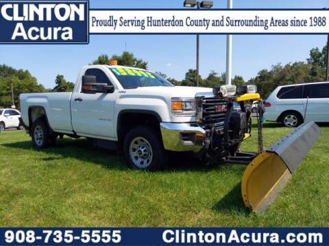 2016 GMC Sierra 3500HD for sale at Clinton Acura used in Clinton NJ