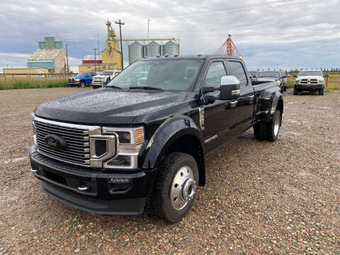 2020 Ford F-450 Super Duty for sale at Truck Buyers in Magrath AB