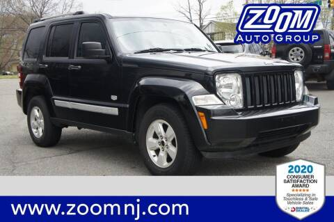 2011 Jeep Liberty for sale at Zoom Auto Group in Parsippany NJ
