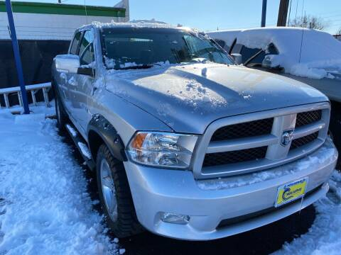 2009 Dodge Ram Pickup 1500 for sale at New Wave Auto Brokers & Sales in Denver CO