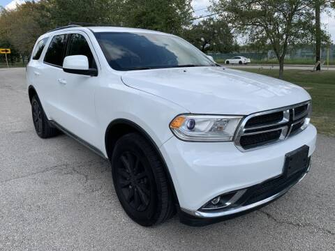 2019 Dodge Durango for sale at Prestige Motor Cars in Houston TX