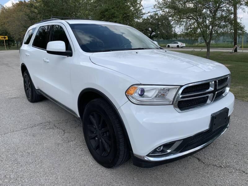 2019 Dodge Durango for sale at Prestige Motor Cars in Houston TX
