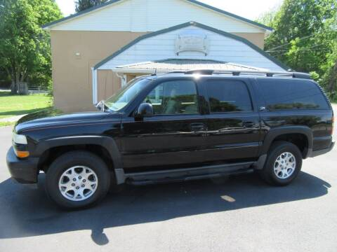 2002 Chevrolet Suburban for sale at Honest Gabe Auto Sales in Carlisle PA
