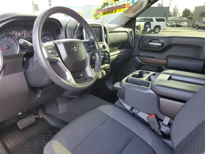 2020 Chevrolet Silverado 1500 for sale at 5 Star Auto Sales in Modesto CA