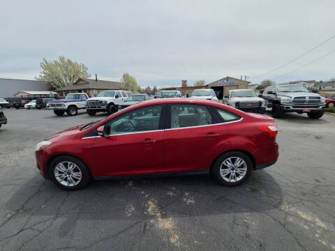 2012 Ford Focus for sale at Silverline Auto Boise in Meridian ID