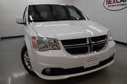 2019 Dodge Grand Caravan for sale at Houston Auto Loan Center in Spring TX