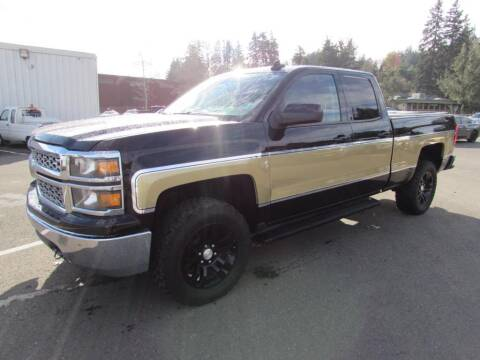 2015 Chevrolet Silverado 1500 for sale at 101 Budget Auto Sales in Coos Bay OR