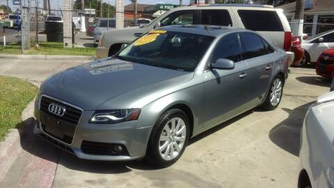 2011 Audi A4 for sale at Express AutoPlex in Brownsville TX