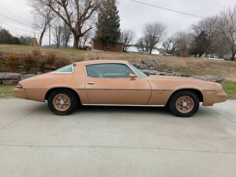 1981 Chevrolet Camaro for sale at HIGHWAY 12 MOTORSPORTS in Nashville TN