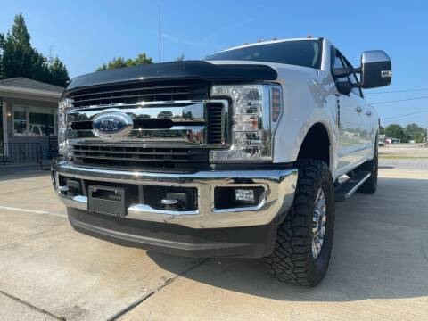 2019 Ford F-250 Super Duty for sale at A&C Auto Sales in Moody AL