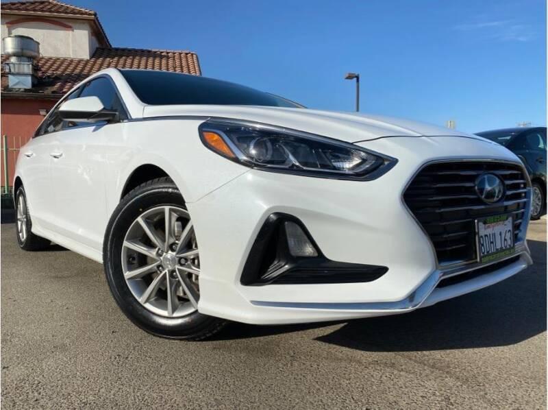 2018 Hyundai Sonata for sale at MADERA CAR CONNECTION in Madera CA