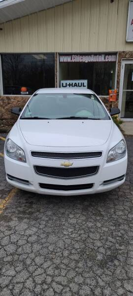 2009 Chevrolet Malibu for sale at Chicago Auto Exchange in South Chicago Heights IL