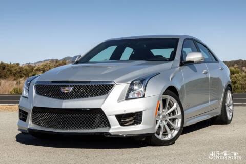 2016 Cadillac ATS-V for sale at 415 Motorsports in San Rafael CA