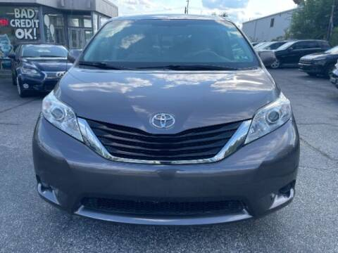 2014 Toyota Sienna for sale at A&R Motors in Baltimore MD
