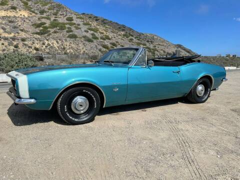 1967 Chevrolet Camaro for sale at Milpas Motors Auto Gallery in Ventura CA