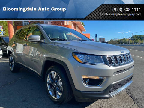 2020 Jeep Compass for sale at Bloomingdale Auto Group - The Car House in Butler NJ
