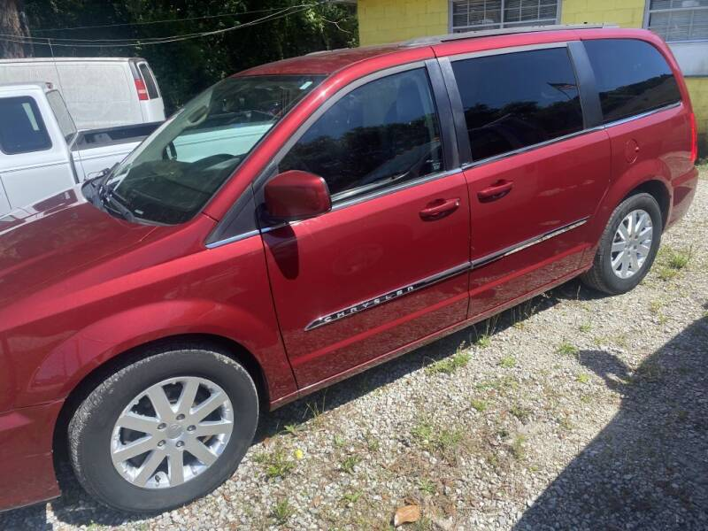 2014 Chrysler Town and Country for sale at Windsor Auto Sales in Charleston SC