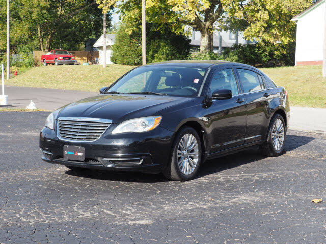 2012 Chrysler 200 for sale at Tom Roush Budget Westfield in Westfield IN