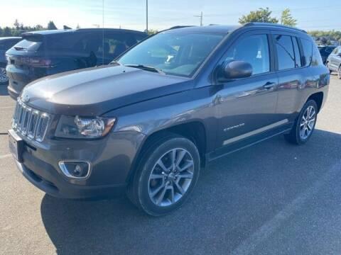 2014 Jeep Compass for sale at Karmart in Burlington WA