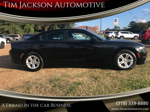 2019 Dodge Charger for sale at Tim Jackson Automotive in Jonesville LA