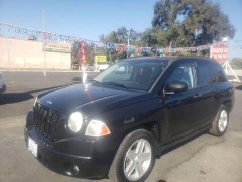 2008 Jeep Compass for sale at C J Auto Sales in Riverbank CA