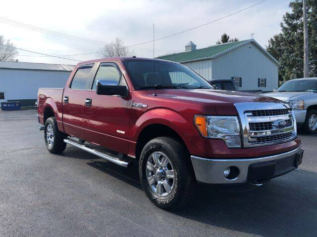 2013 Ford F-150 for sale at Tip Top Auto North in Tipp City OH