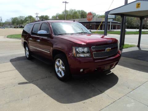 2011 Chevrolet Suburban for sale at J & L Sales LLC in Topeka KS