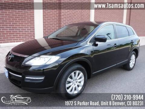 2008 Mazda CX-9 for sale at SAM'S AUTOMOTIVE in Denver CO