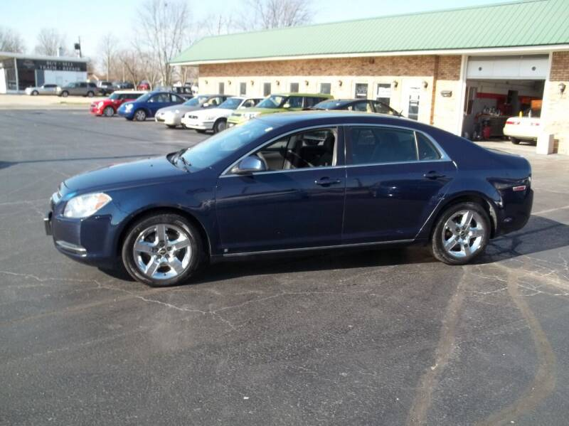 2010 Chevrolet Malibu LT 4dr Sedan w/1LT - Decatur IL