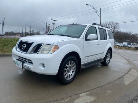 2010 Nissan Pathfinder for sale at Xtreme Auto Mart LLC in Kansas City MO