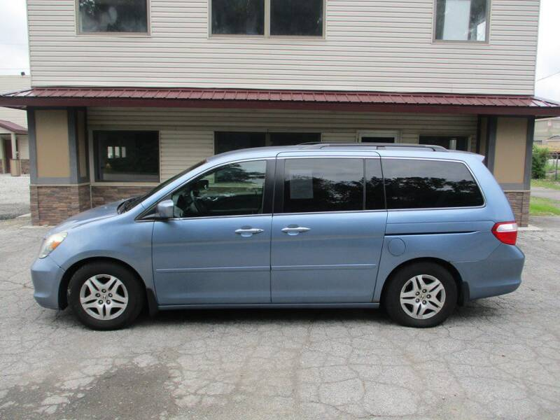 2005 Honda Odyssey for sale at Settle Auto Sales TAYLOR ST. in Fort Wayne IN