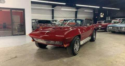 1964 Chevrolet Corvette for sale at PARK PLACE AUTO SALES in Houston TX