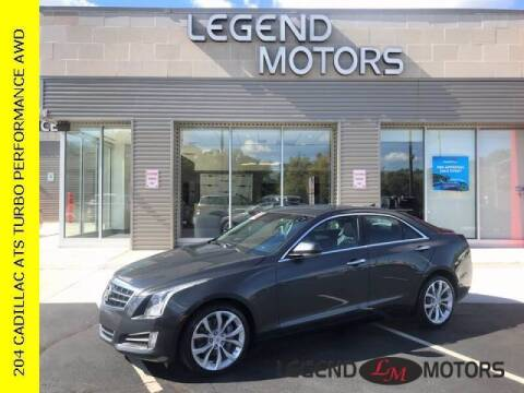 2014 Cadillac ATS for sale at Legend Motors of Detroit - Legend Motors of Waterford in Waterford MI