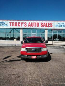 2005 Ford F-150 for sale at Tracy's Auto Sales in Waco TX